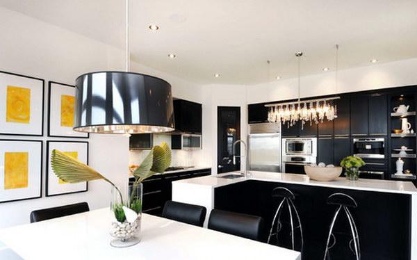 contemporary kitchen idea 23