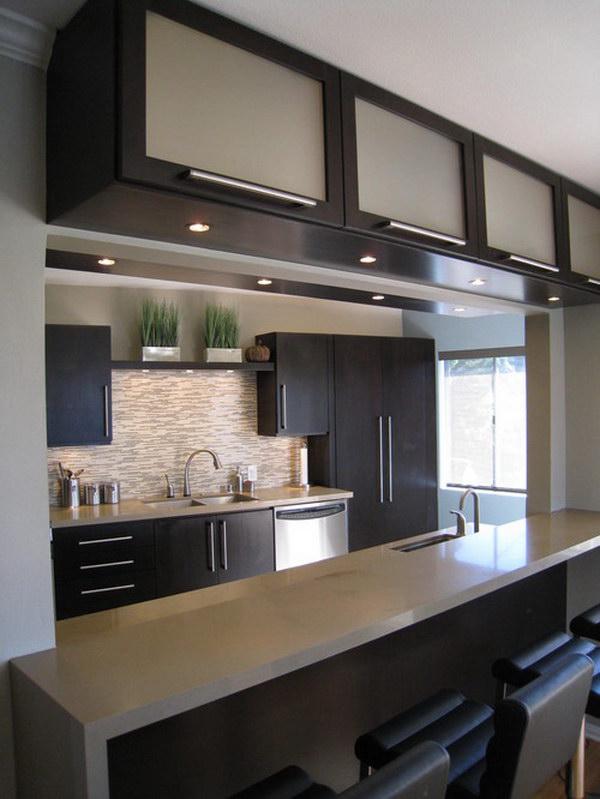 contemporary kitchen idea 26