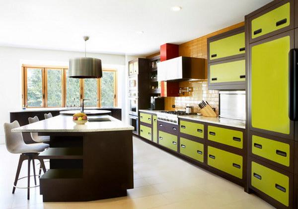 contemporary kitchen idea 28