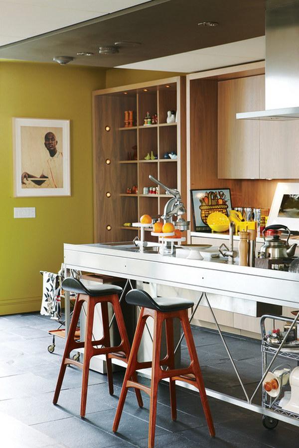 modern kitchen decor idea 29