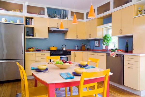 modern kitchen decor idea 32