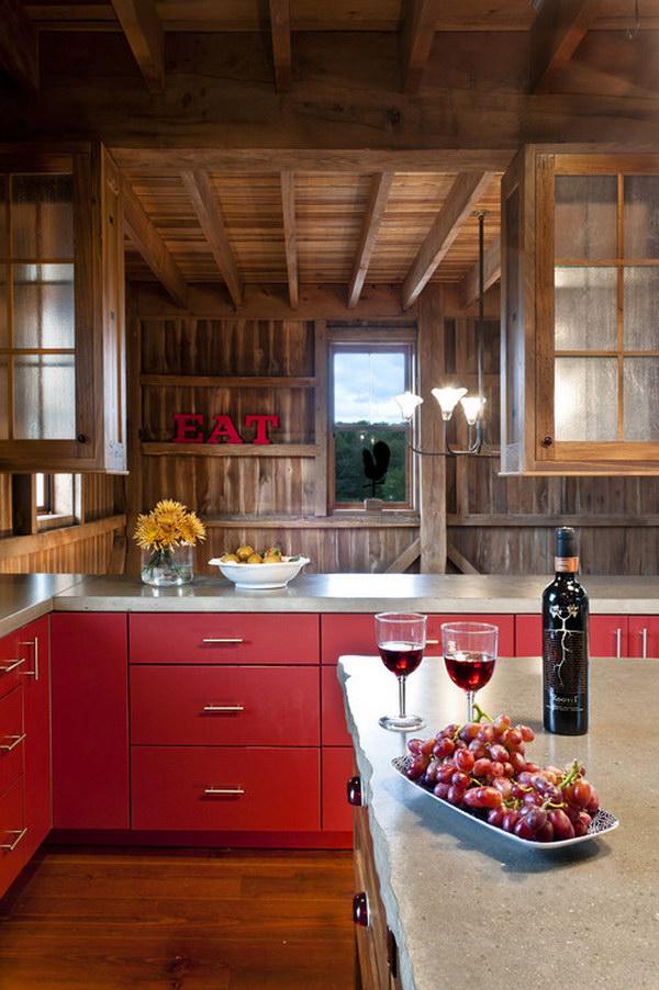 modern kitchen decor idea 33