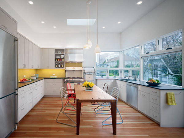 modern kitchen decor idea 34