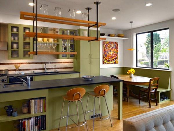 modern kitchen decor idea 35