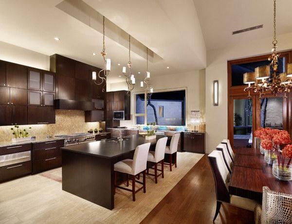 modern kitchen island 43
