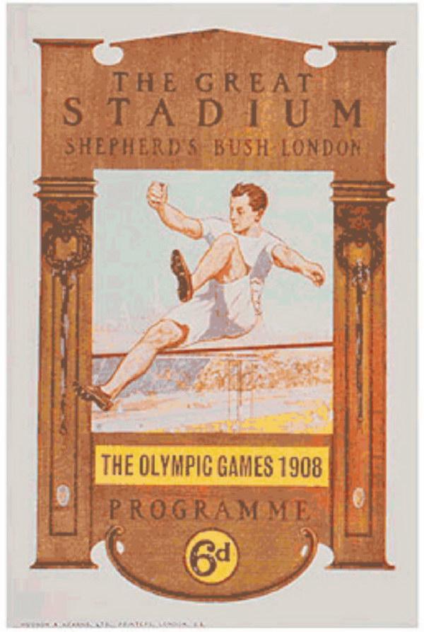 london olympics 1908 3