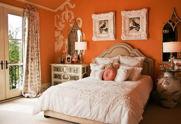 pink bedroom design 31