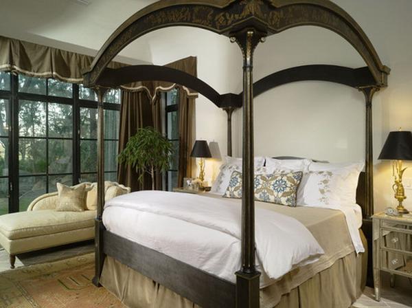 purple romantic bedroom 32
