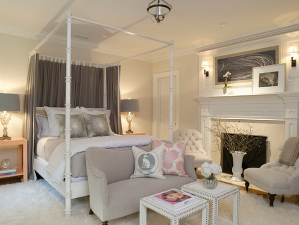 romantic bedroom decor 26