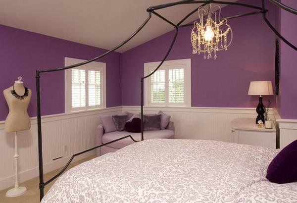 romantic bedroom decoration 33