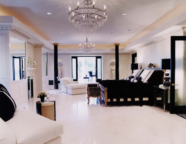 romantic bedroom decoration 40