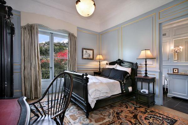 romantic bedroom decoration 41