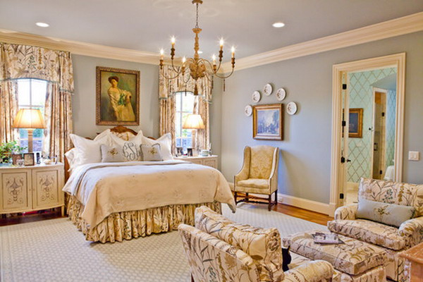 romantic bedroom design 13