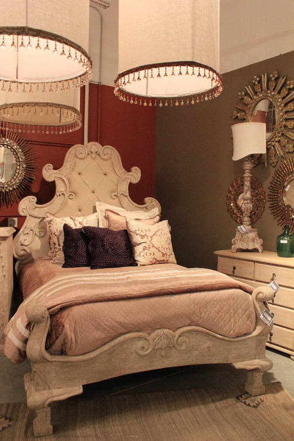 romantic bedroom design 18