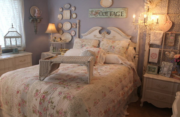 romantic bedroom idea 1