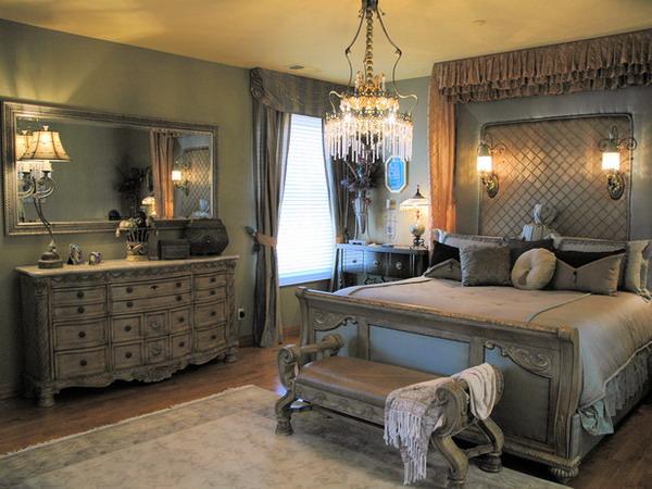 romantic bedroom idea 8