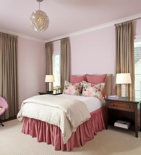 romantic style bedroom 45