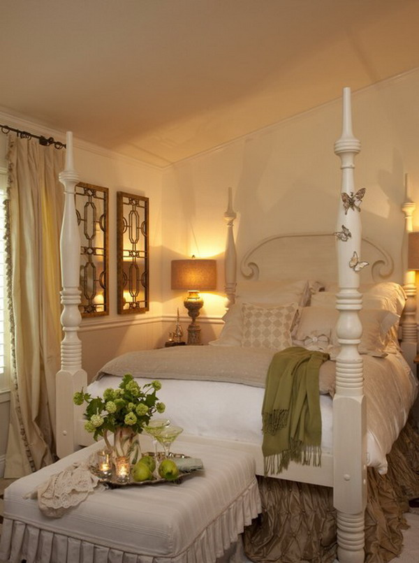 romantic style bedroom 46