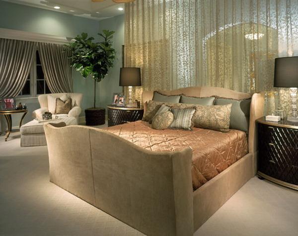 romantic style bedroom 47
