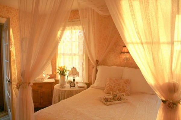 romantic style bedroom 48