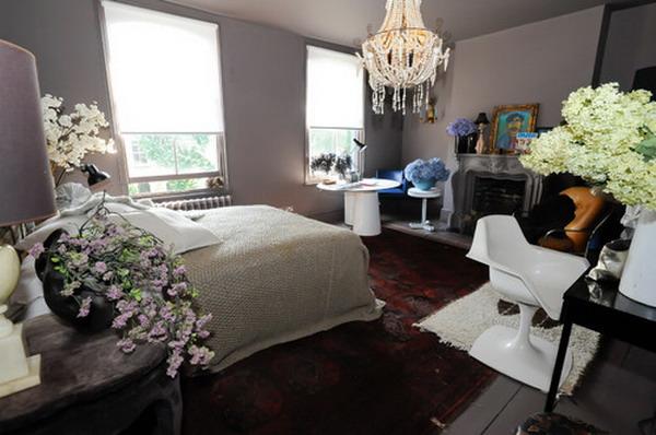 romantic style bedroom 49