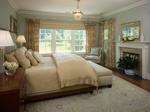 romantic style bedroom 50