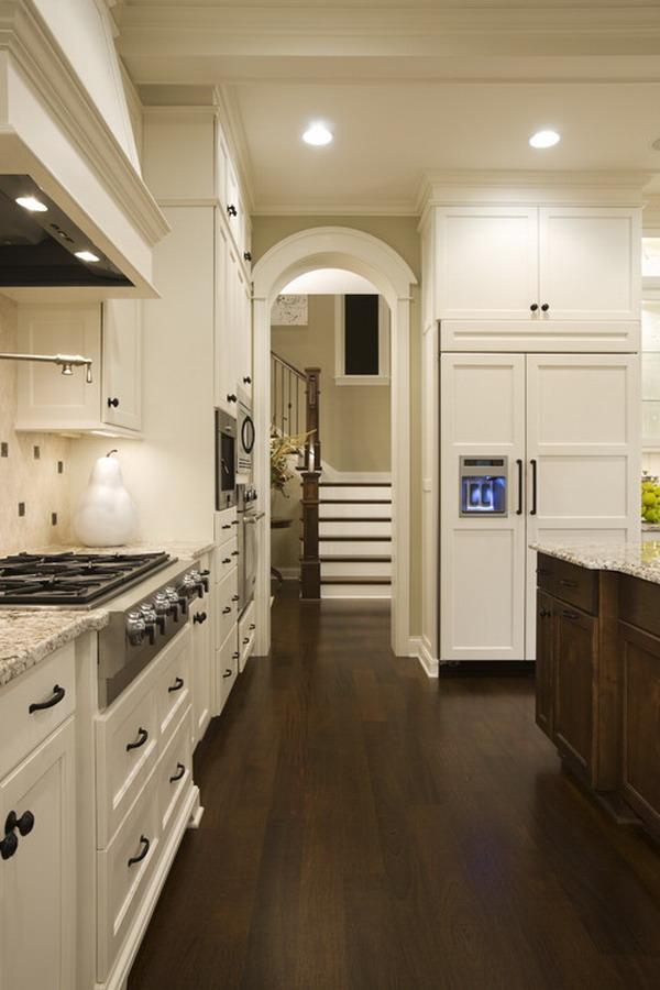 White Kitchen Idea 12