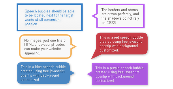 Chat bubble css  💄 CSS Speech bubbles  2019-08-27