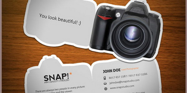 50 awesome photography business cards for inspiration hative photography business card designs 8 colourmoves