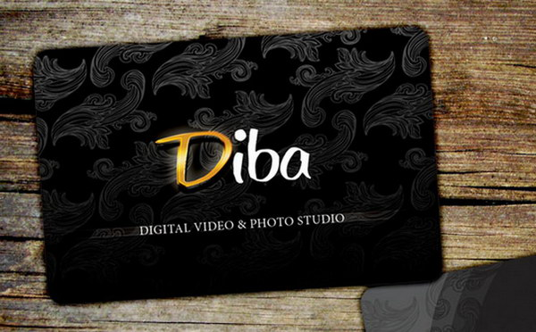 50 awesome photography business cards for inspiration hative photography business card designs 9 reheart Gallery