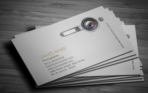 50 awesome photography business cards for inspiration hative photography business cards 54 colourmoves