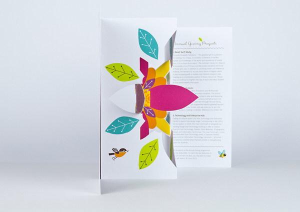 pop up brochure 18