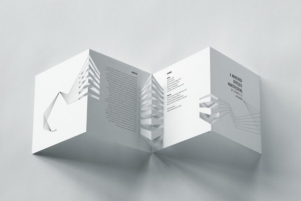 30 cool 3d pop up brochure design ideas hative