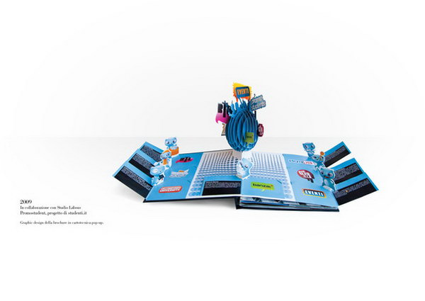 popup brochure design 37