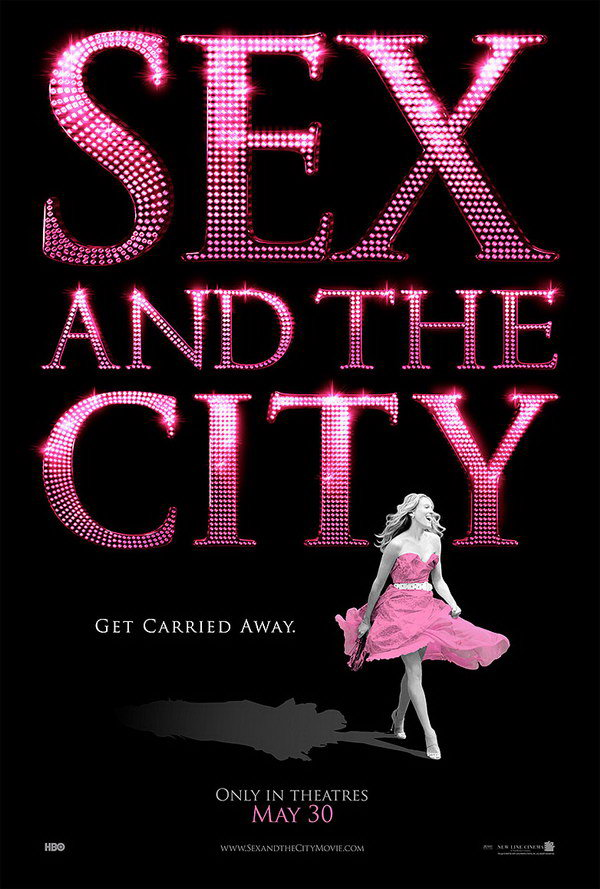 sex and the city movie poster 4