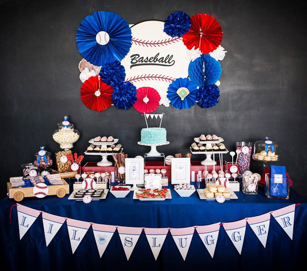 baseball baby shower for boy 23 http://hative.com/cute-baby-shower ...