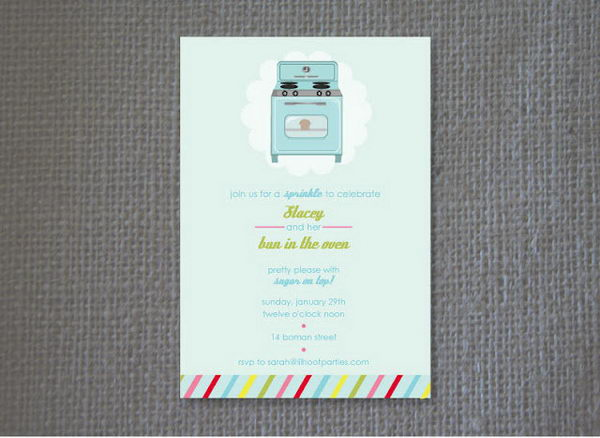 ideas for baby boy shower