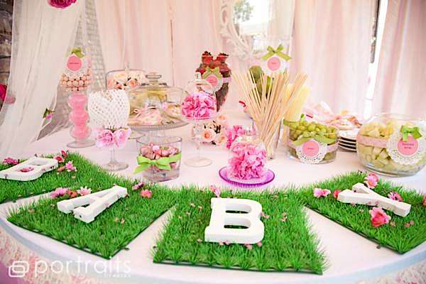 shabby garden girl baby shower 50