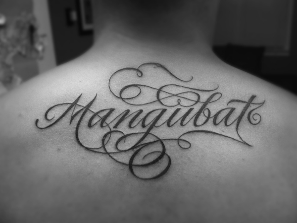 best cursive fonts for tattoos 30 cool cursive fonts ideas hative 23093 | cursive name tattoo on back 30