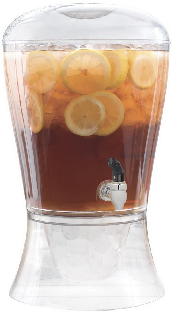 creative beverage dispenser 10