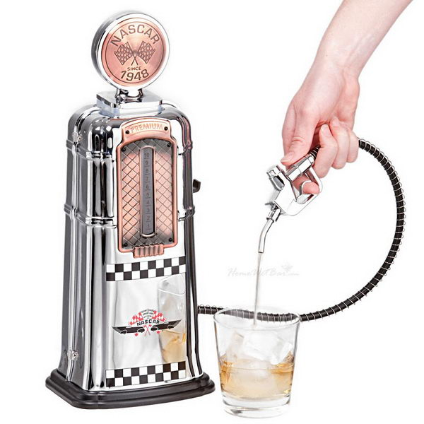 gas pump liquor dispenser 27