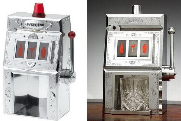 slot machine drink dispenser 35