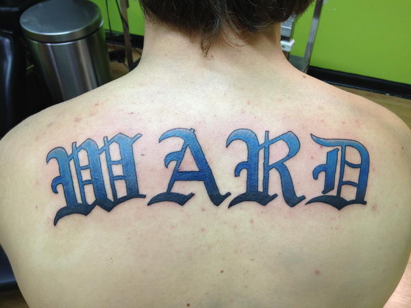 60 Cool Tattoo Fonts Ideas Hative