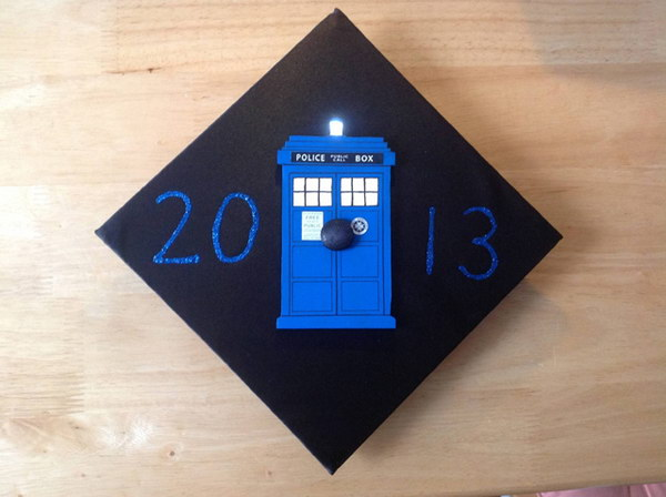 decorating graduation cap 35