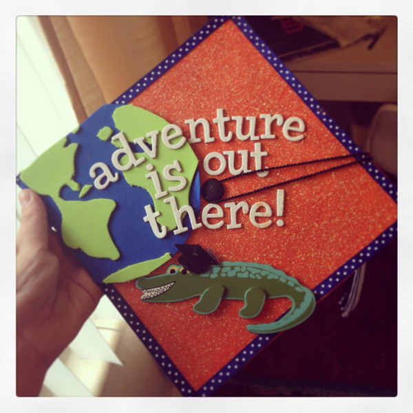 graduation cap decoration 7