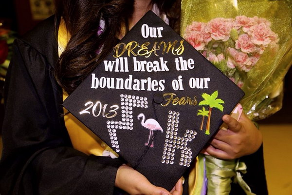 graduation cap ideas 17