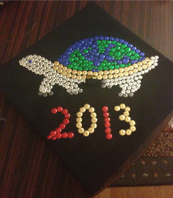 graduation cap ideas 18