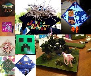 & 50 Awesome Graduation Cap Decoration Ideas - Hative