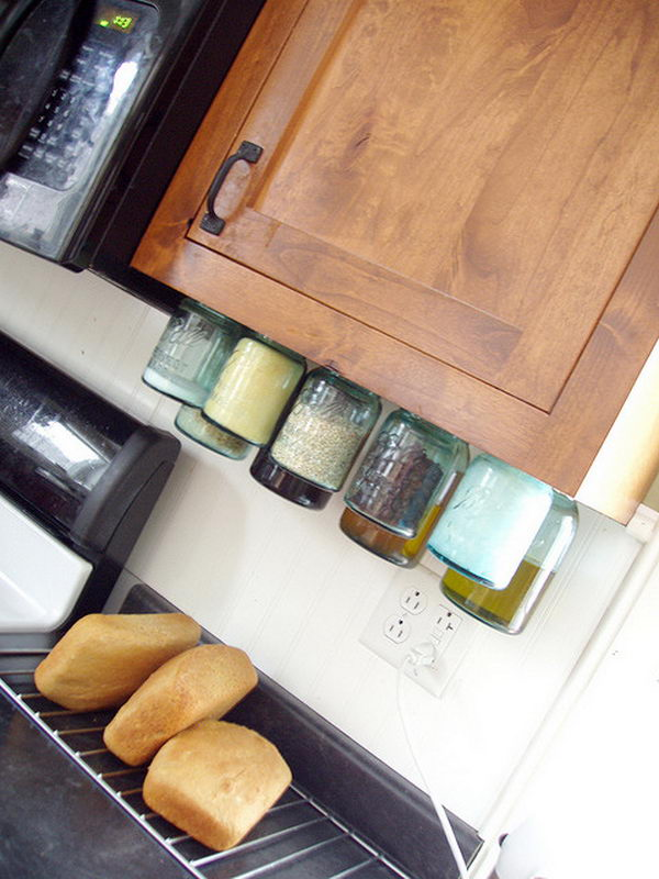 diy to keep kitchen organized 37