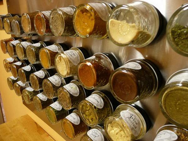 homemade spice rack idea 55